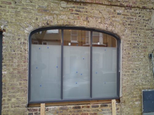 Wimbledon Glass Doors